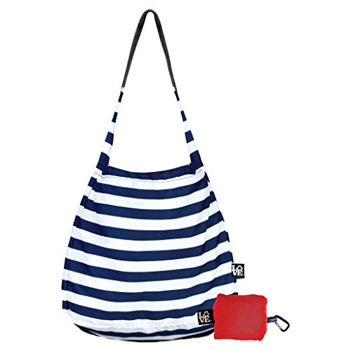 LOVE Stash-It Bag | Packable | Washable | Made from Recycled Materials - Anchor's Aweigh